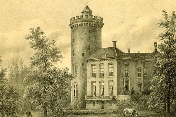 De geschiedenis van Landgoed Sterkenburg