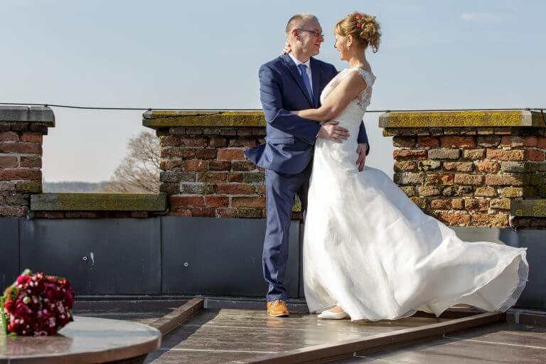 trouwen op Sterkenburg