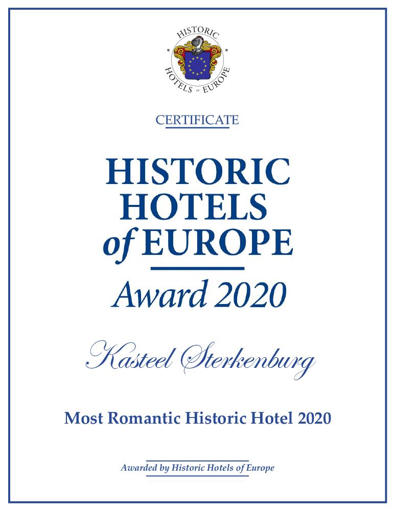 Most Romantic Award 2020