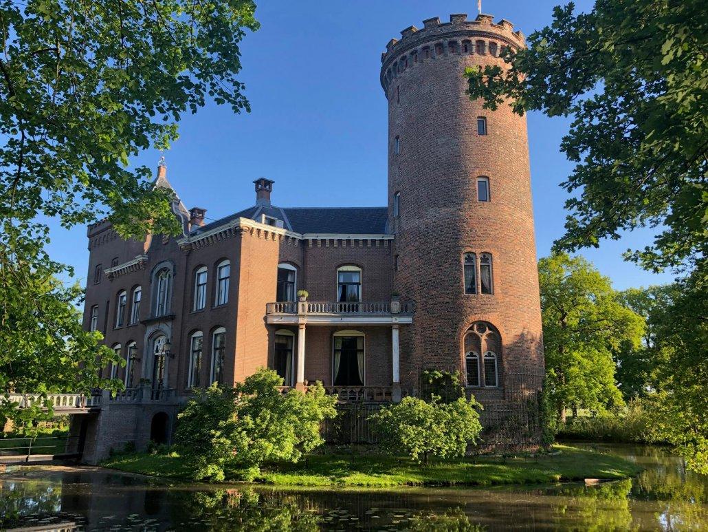 Kasteel Sterkenburg zomervakantie