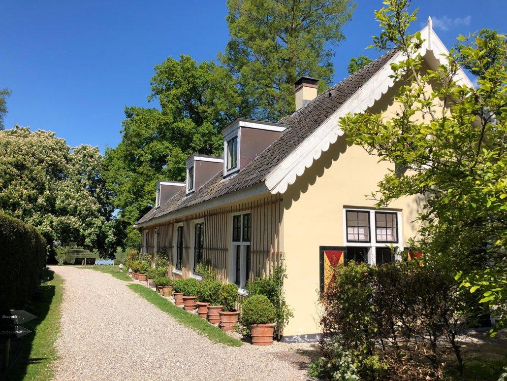 Tuinmanshuis Kasteel Sterkenburg