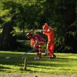 Clowns-act