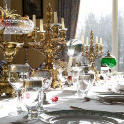 Diner op Kasteel Sterkenburg