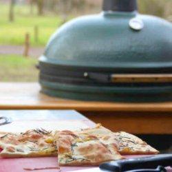 koken op een big green egg, kookworkshop