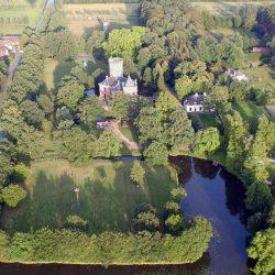 Luchtfoto Kasteel Sterkenburg
