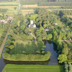 Luchtfoto-kasteel-Sterkenburg