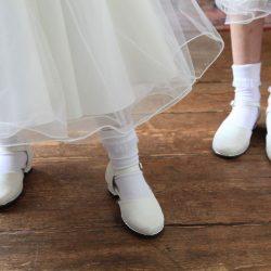 Schoenen-bruidsmeisjes