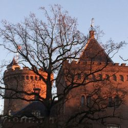 Zonlicht-op-torens